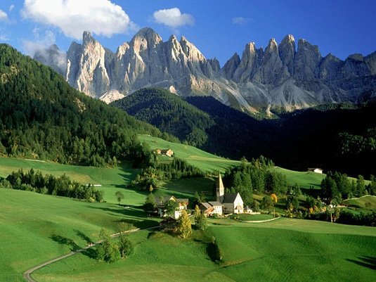 италия достопримечательности фото