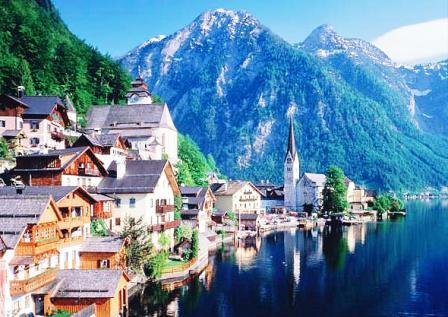 Австрия, горнолыжные курорты Австрии