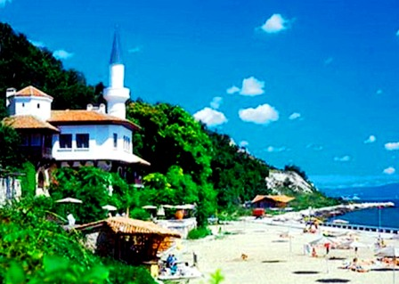 курорты и санатории болгарии