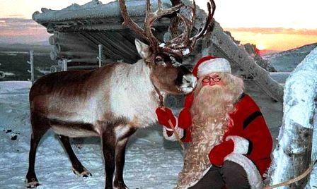 отдых в Финляндии, новый год в Финляндии