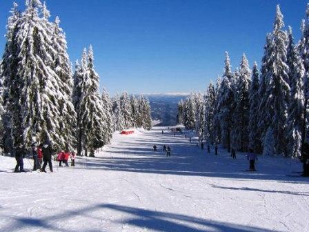 горнолыжные курорты Болгарии, Пампорово