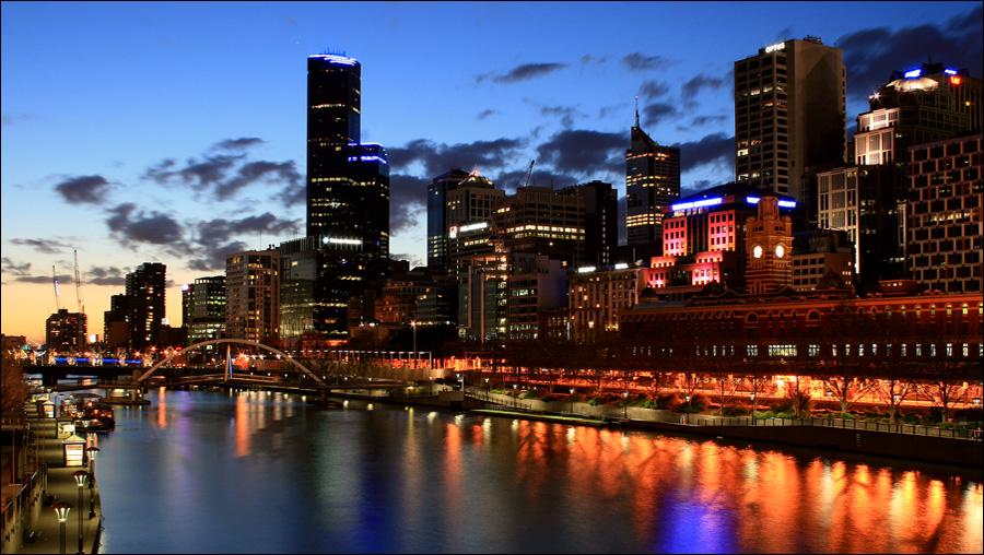 мельбурн фото