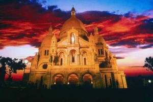 базилика сакре кёр