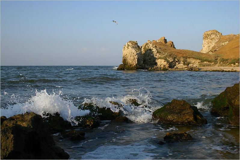 пансионаты на Азовском море