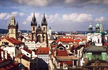 Прага, отдых в Праге