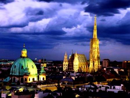 отдых в Австрии, Вена