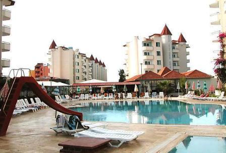 отели Турции CLUB SUN HEAVEN