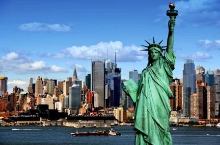 поездка в США