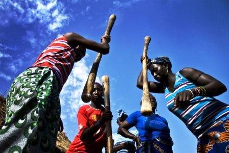 страна гамбия