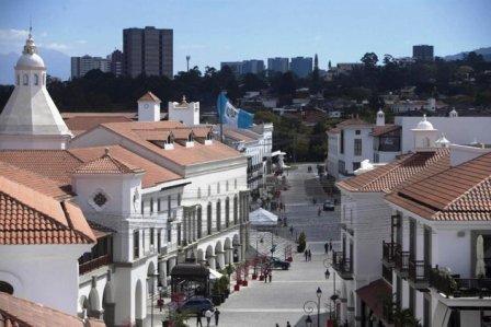 Гватемала - столица Гватемалы