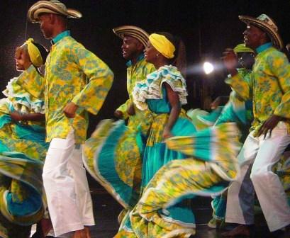 карнавал в Palenque
