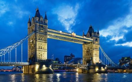 побывать в Лондоне