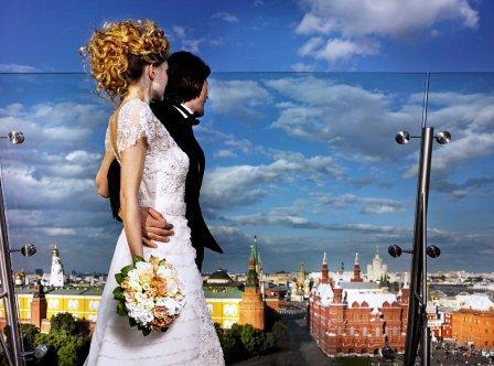 гостиница для молодоженов в москве